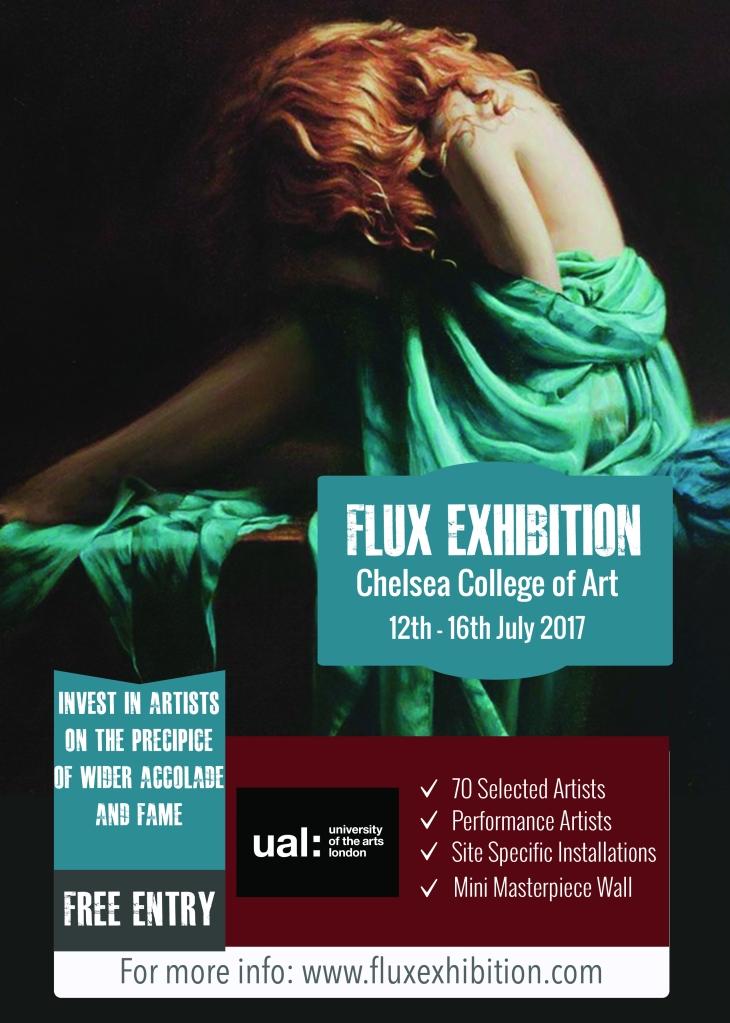 Flux art exhibition